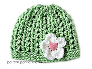 L_crochet_pattern_green_newborn_girly_hats_by_pattern-paradise