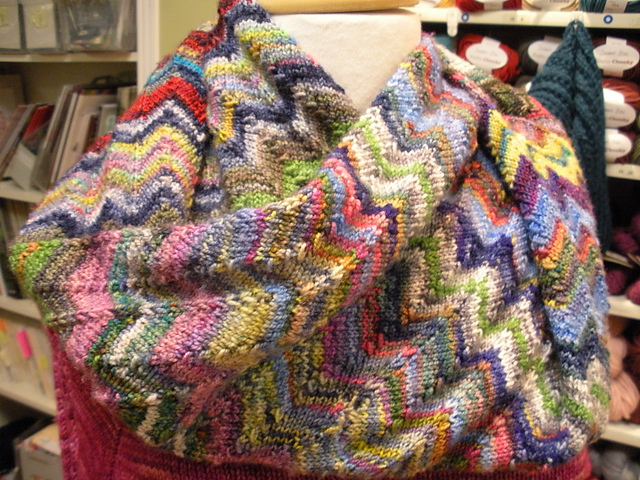 Ravelry missoni falls cowl pattern by jenny nashmi patti waters dt1010fo