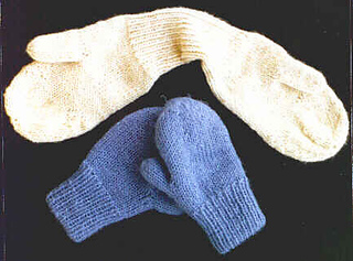 Ravelry Yummy Mittens Pattern By Beth Brown Reinsel