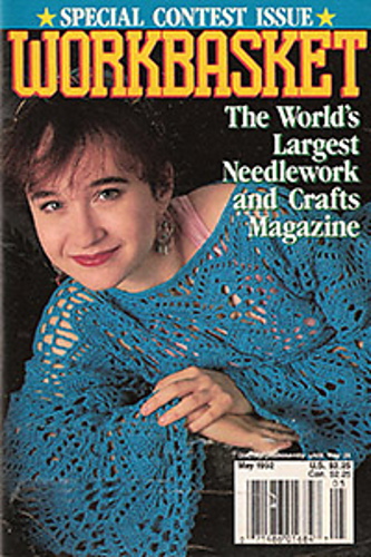Ravelry Workbasket Magazine Vol 57 No 4 Aprilmay 1992 Patterns