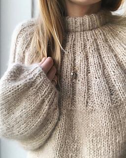 Sunday Sweater Pattern By Petiteknit Ravelry