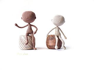 little doll, base model body pattern pattern by PetsLair
