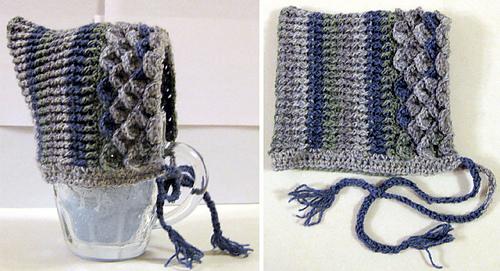 Ravelry Crocodile Pixie Hat Pattern By Pia Thadani