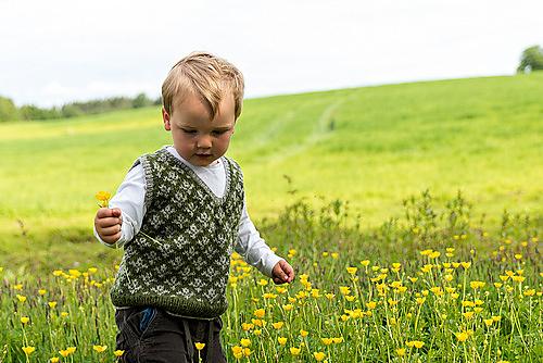 Children's Vest Haavisto par Pinneguri
