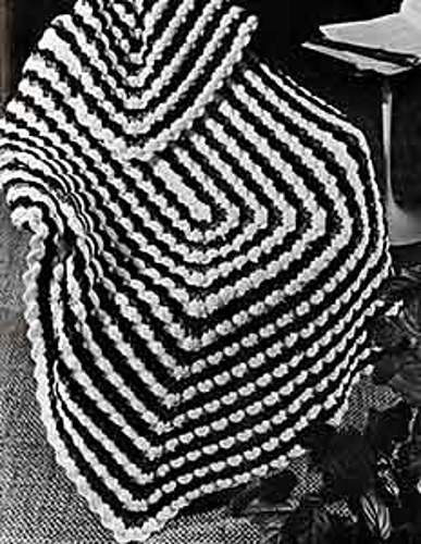 Ravelry Cockleshells Afghan Pattern By Coats Clark