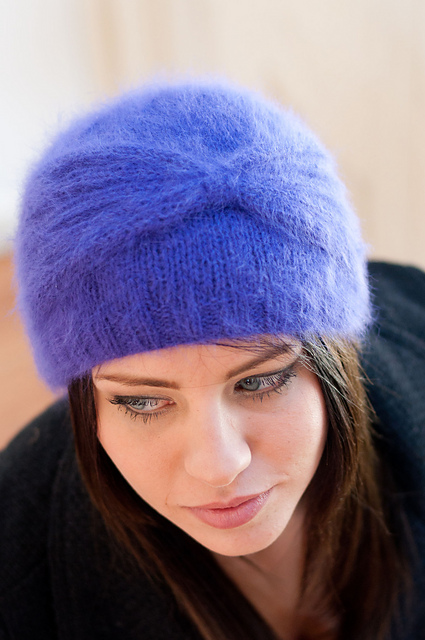 Ravelry F542 Cloche Hat Pattern By Plymouth Yarn Design Studio