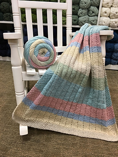 Free Easy Baby Blanket Knitting Blanket