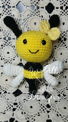 Ravelry Little Bee Pattern By Zan Merry