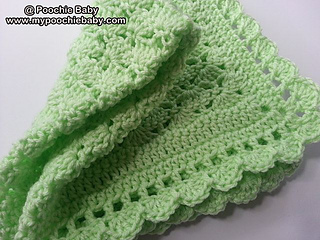 Ravelry One Skein Baby Blanket Pattern By Michele Gaylor