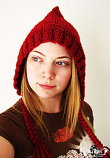 Ravelry  Autumn Pixie Hood pattern by Tori Carroll 5ac98eefa03