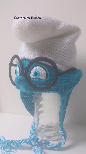 Ravelry: Smurf Hat pattern by Patricia Stuart