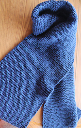 Ravelry Beginner Scarf Pattern By Liz Chandler