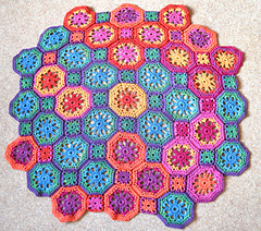 Ravelry: Zodiac Afghan/Blanket pattern by Amanda Perkins