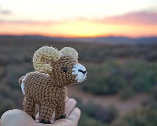 Ravelry Bobby The Bighorn Sheep Amigurumi Pattern By Rachel
