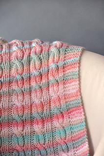 Ravelry Reversible Cable Blanket Pattern By Rachel Brockman