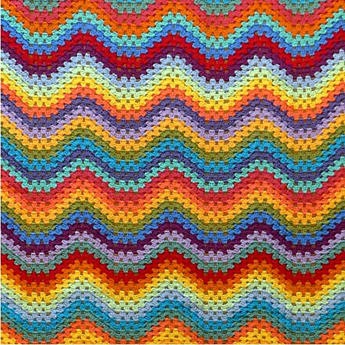 Ravelry Soft Granny Ripple Pattern By Rainbow Junkie