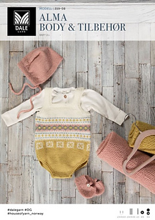 Ravelry: Dale Garn DG359, in Retro Til Baby & Småbarn - patterns