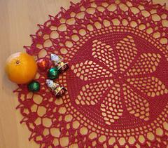 ravelry goldene rosette pattern by w wagner stadtler. Black Bedroom Furniture Sets. Home Design Ideas