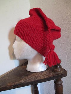 ravelry voyageur toque stocking cap pattern by brown