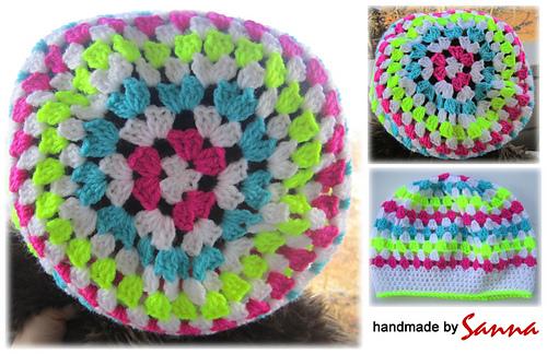 Ravelry  Granny s Slouch Hat pattern by Stitch11 d0ed145e915