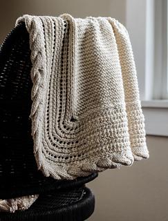 Ravelry Simply Seamless Baby Blanket Pattern By Bekah Knits