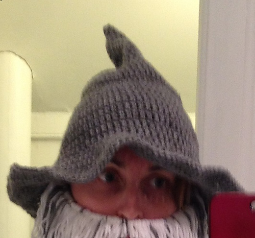 Ravelry Wizard Hat Gandalf Hat Pattern By Reckless Stitches