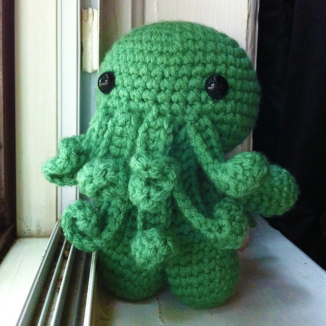 Ravelry Cthulhu Pattern By Rural Rebellion
