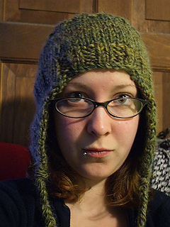 Ravelry  Knitted toque with earflaps pattern by Patons 5476b3f3a9a