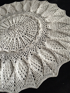 Ravelry: Exceptional Doily pattern by Mary Werst