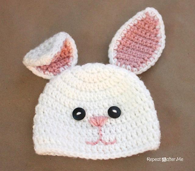 Ravelry Bunny Hat Pattern By Sarah Zimmerman