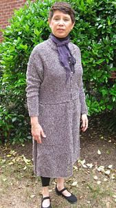 Habu_-_paper_silk_coat_dress_-_kit_100_-___116__-_front_with_kushu_kusku_scarf_small_best_fit