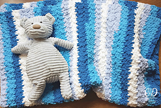 Ravelry Little Couch Potato Siesta Blanket Pattern By