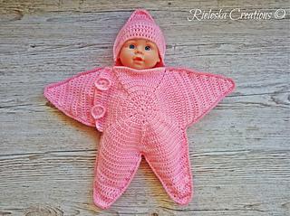 Ravelry Star Baby Bunting Pattern By Ritsa Sk