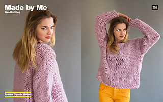 92014a277 Ravelry  Chunky Jumper pattern by Rico Design