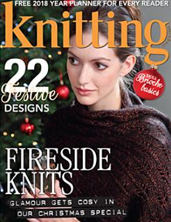 Knitting Magazine 175, December 2017 - 13098321991 - 悠 悠