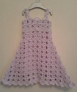 Ravelry diamond toddler dress pattern by peach unicorn dt1010fo