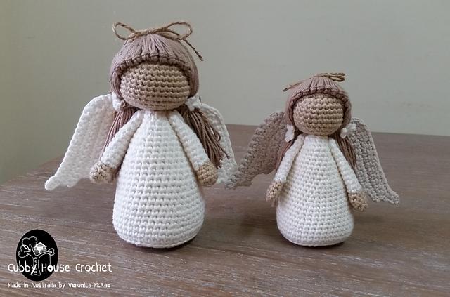 Ravelry Angel Pattern By Veronica Mcrae