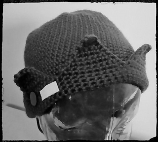 patterns   Roxie McCara s Ravelry Store.   Jughead Hat Crochet Pattern 0bd31f790b2