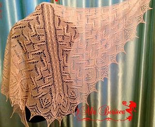 Braid-Beauty pattern by Alla Borisova