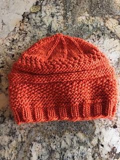 Ravelry Simple Sample Hat Pattern By Christine Roy