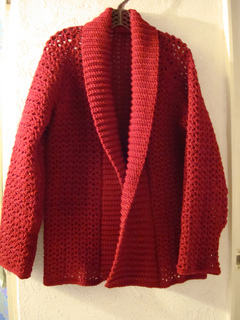Ravelry Country Car Coat Pattern By Lion Brand Yarn