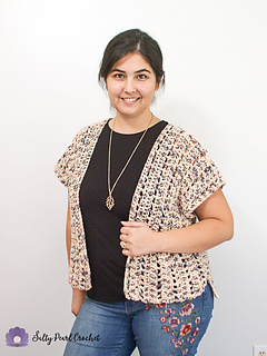 Ravelry Iced Chai Tee Cardigan Pattern By Katie Clary