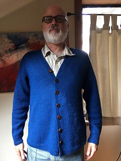 Mens Ribbed Sweater