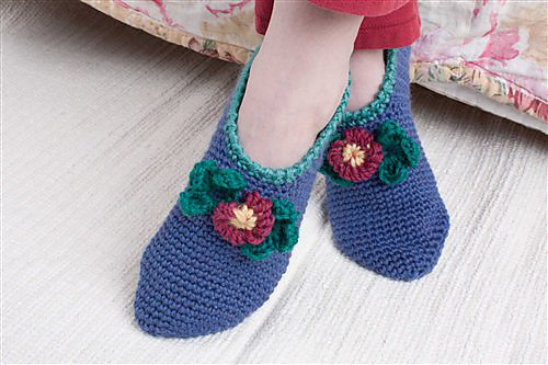 Ravelry How To Crochet Socks And Slippers Free Patterns For