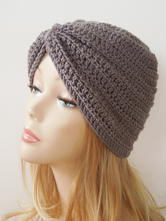 24da43f8dca Ravelry  Turban Hat pattern by Sarah Taylor x
