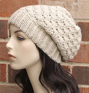 cbe524cb7f8 Ravelry  Cadence Slouchy Hat pattern by AlyseCrochet
