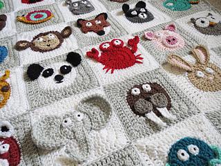 Zoo Animal Crochet Blanket Patterns 2019 Inspirational Throw Blankets