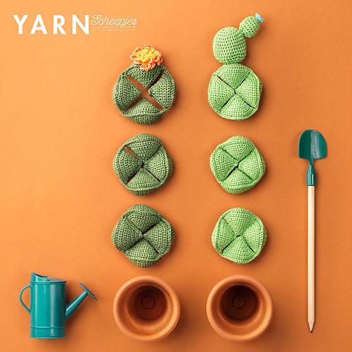 Cactus Puzzle Balls par Dedri Uys