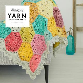Confetti Blanket pattern by Rachele Carmona