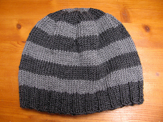 Knitting Pattern For Basic Beanie : Ravelry: Basic Knit Hat pattern by Cynthia Miller